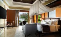 Bedroom with Seating Area - The Villas At Ayana Resort Bali - Jimbaran, Bali