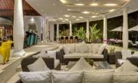 Lounge Area - Uma Wana Prasta - Canggu, Bali