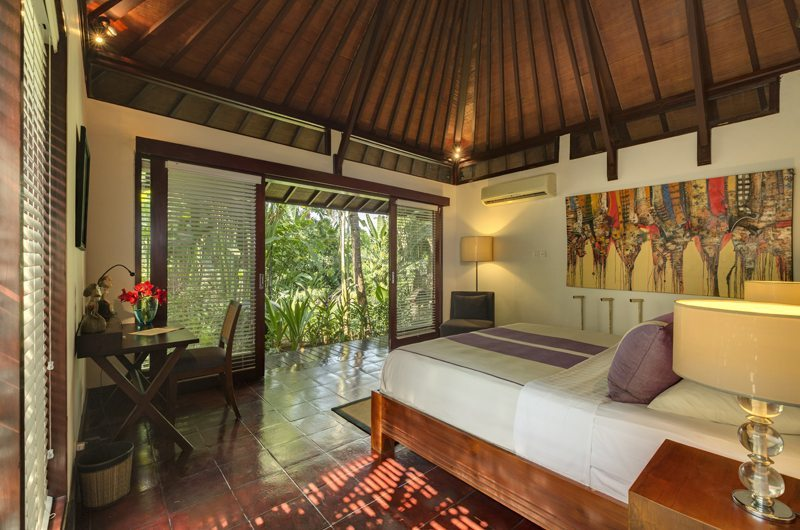 Bedroom with Garden View - Uma Wana Prasta - Canggu, Bali