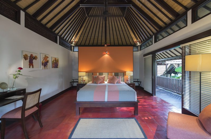 Spacious Bedroom - Uma Wana Prasta - Canggu, Bali