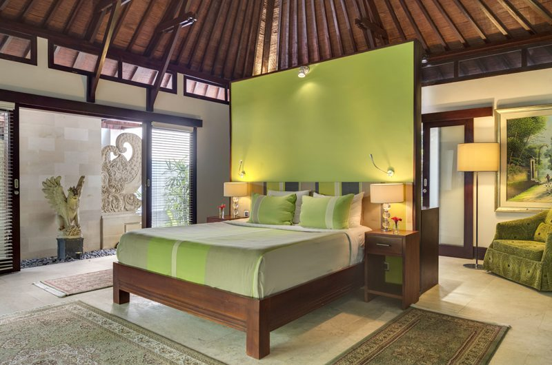 Bedroom with Seating Area - Uma Wana Prasta - Canggu, Bali