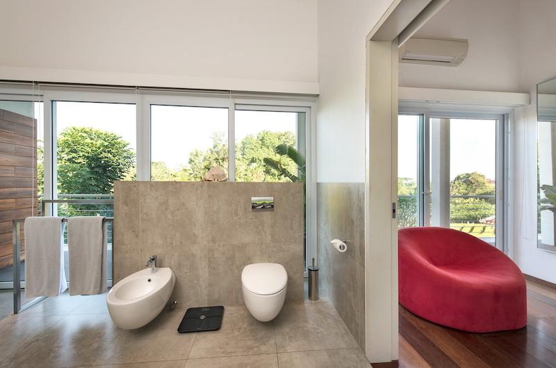 Bathroom - Villa Alocasia - Canggu, Bali