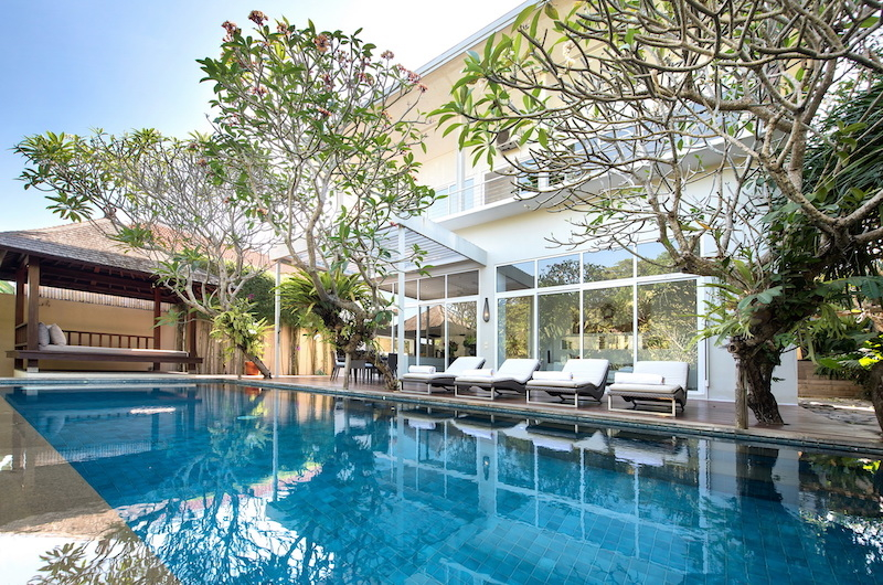Private Pool - Villa Alocasia - Canggu, Bali