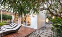 Sun Beds - Villa Alocasia - Canggu, Bali