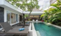 Swimming Pool - Villa Anahata - Seminyak, Bali