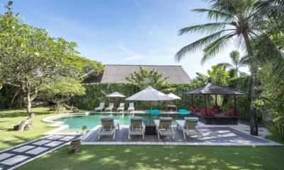 Outdoor Area - Villa Anyar - Umalas, Bali