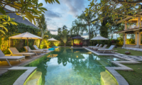 Pool Side - Villa Anyar - Umalas, Bali