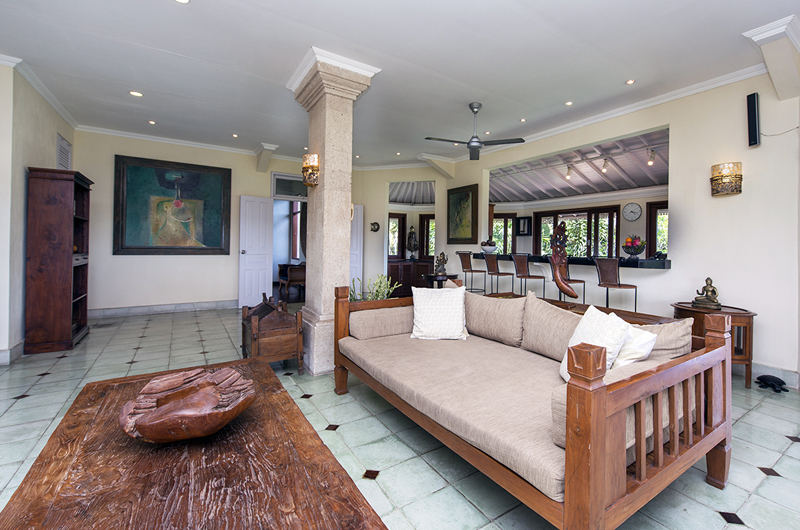 Living Area - Villa Anyar - Umalas, Bali