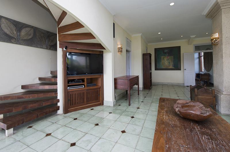 TV Area - Villa Anyar - Umalas, Bali