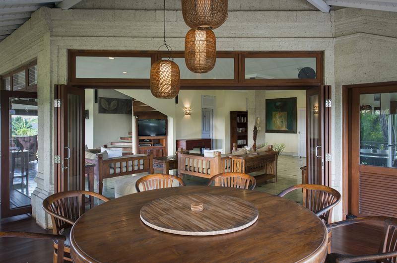 Dining Area - Villa Anyar - Umalas, Bali
