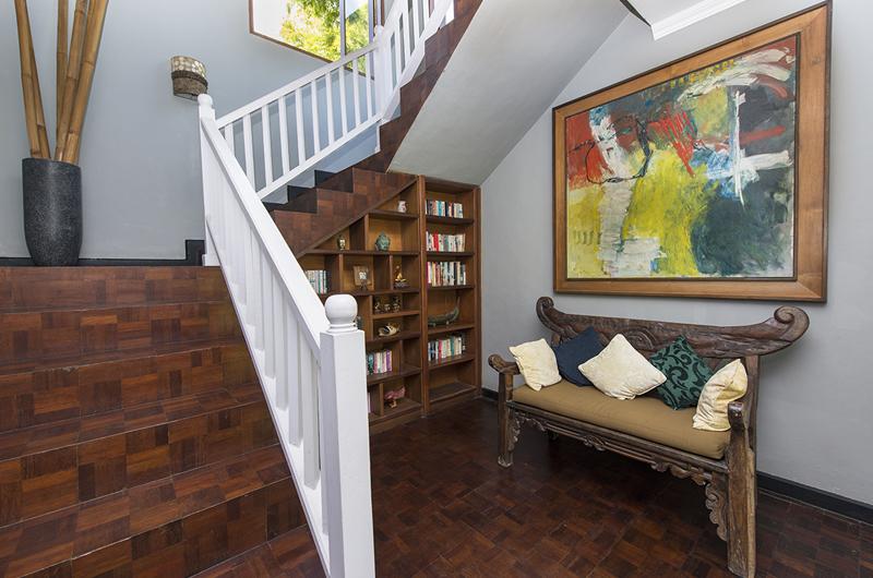 Up Stairs - Villa Anyar - Umalas, Bali