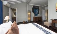 King Size Bed - Villa Anyar - Umalas, Bali