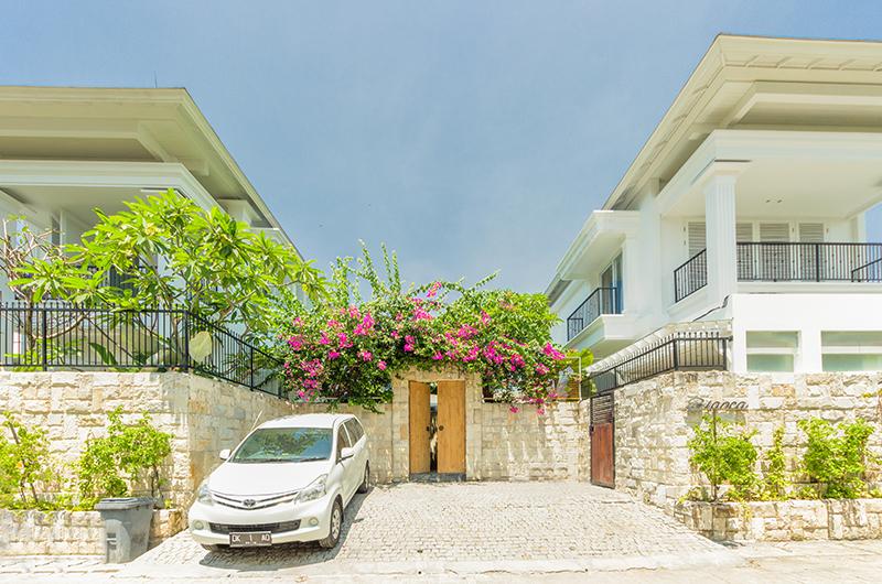 Entrance - Villa Bianca Canggu - Canggu , Bali
