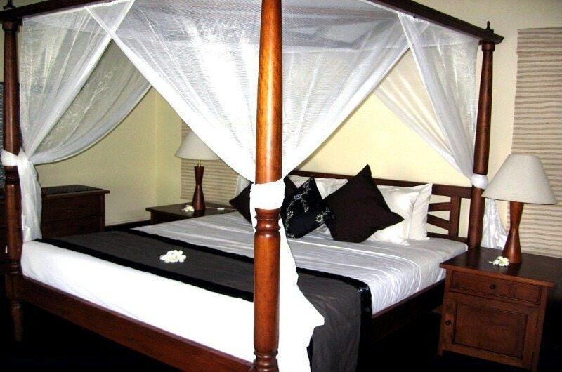 Bedroom - Villa Bougainvillea - Canggu, Bali