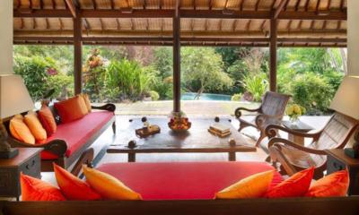 Lounge Area - Villa Bougainvillea - Canggu, Bali