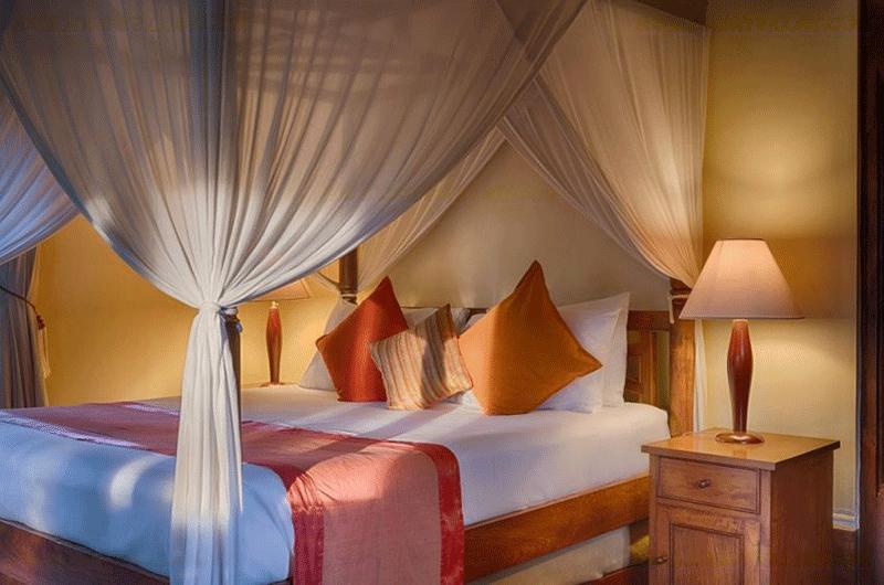 Four Poster Bed - Villa Bougainvillea - Canggu, Bali