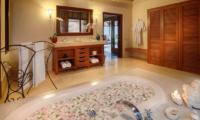 Romantic Bathtub Set Up - Villa Bougainvillea - Canggu, Bali
