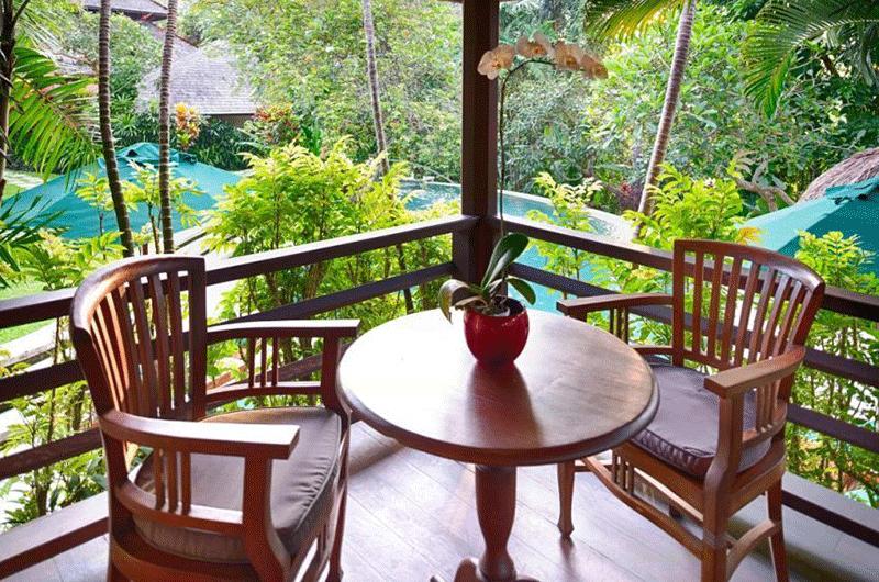 View from Balcony - Villa Bougainvillea - Canggu, Bali