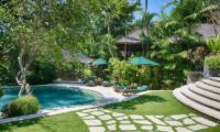Pool Side - Villa Bougainvillea - Canggu, Bali