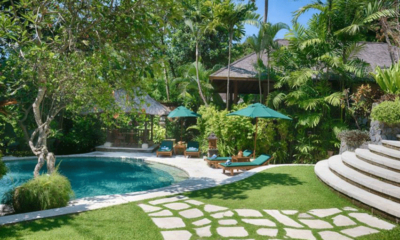 Pool Side - Villa Bougainvillea - Canggu, Bali