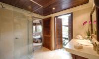 Bathroom with Shower - Villa Bougainvillea - Canggu, Bali
