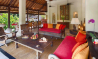 Living Area - Villa Bougainvillea - Canggu, Bali