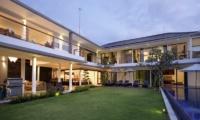 Outdoor Area at Night - Villa CassaMia - Jimbaran, Bali