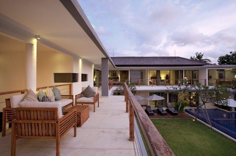 Seating Area - Villa CassaMia - Jimbaran, Bali