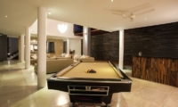 Living Area with Billiard Table - Villa CassaMia - Jimbaran, Bali