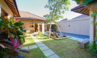 Pool Side - Villa Chezami - Legian, Bali