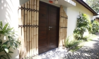 Entrance - Villa Chezami - Legian, Bali