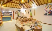 Living Area - Villa Chezami - Legian, Bali