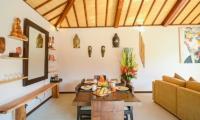 Dining Area - Villa Chezami - Legian, Bali