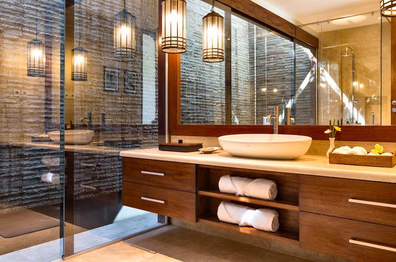 En-Suite Bathroom - Villa Gumamela - Candidasa, Bali