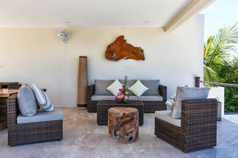 Lounge Area - Villa Gumamela - Candidasa, Bali