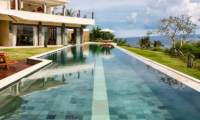 Swimming Pool - Villa Gumamela - Candidasa, Bali
