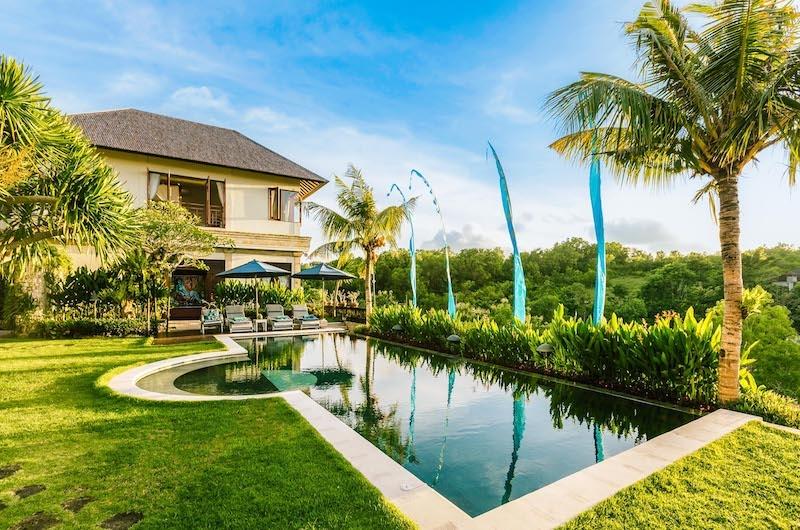 Swimming Pool - Villa Impian Manis - Uluwatu, Bali