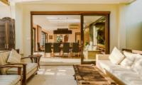 Open Plan Lounge Area - Villa Impian Manis - Uluwatu, Bali
