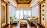 Lounge Area - Villa Impian Manis - Uluwatu, Bali
