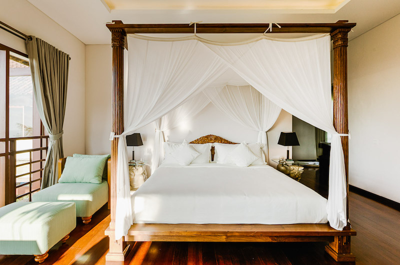 Four Poster Bed - Villa Impian Manis - Uluwatu, Bali