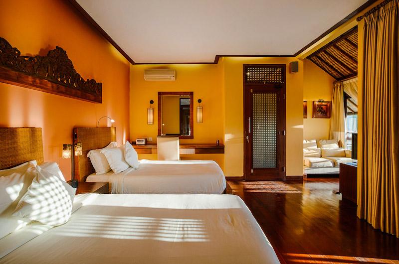 Twin Bedroom - Villa Impian Manis - Uluwatu, Bali