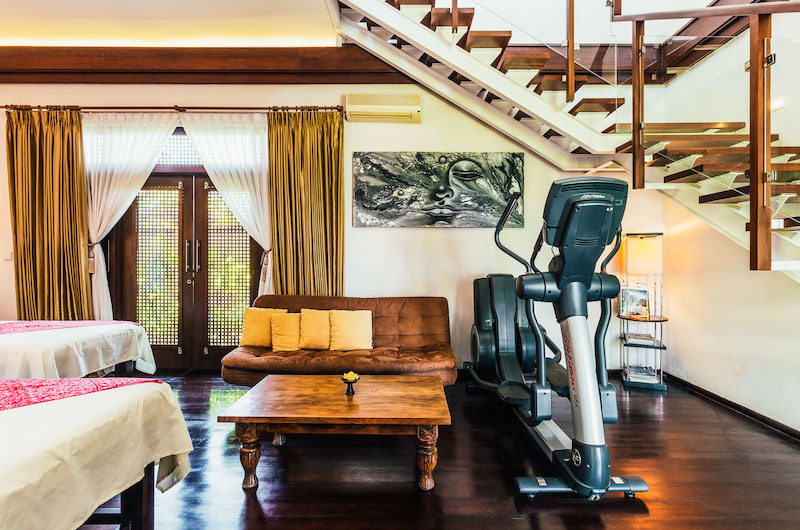 Entertainment and Gym Area - Villa Impian Manis- Uluwatu, Bali