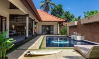Sun Loungers - Villa Lotus Lembongan - Nusa Lembongan, Bali