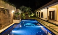 Gardens and Pool - Villa Lotus Lembongan - Nusa Lembongan, Bali