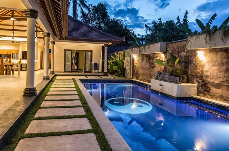 Swimming Pool - Villa Lotus Lembongan - Nusa Lembongan, Bali