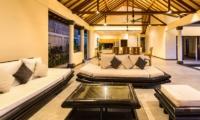 Indoor Living Area - Villa Lotus Lembongan - Nusa Lembongan, Bali