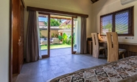 Bedroom with Garden View - Villa Lotus Lembongan - Nusa Lembongan, Bali