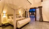 Bedroom with Pool View - Villa Lotus Lembongan - Nusa Lembongan, Bali