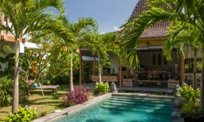 Gardens and Pool - Villa Niri - Seminyak, Bali