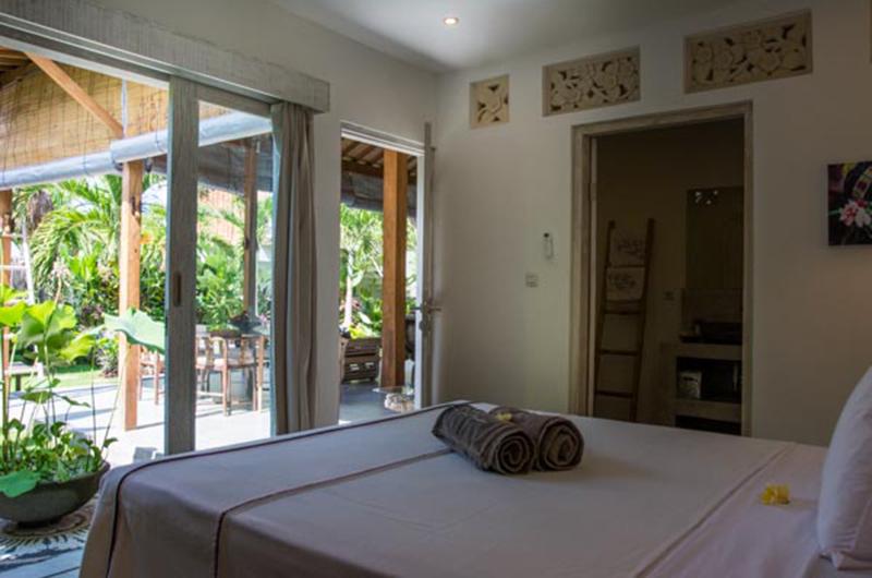 Bedroom with View - Villa Niri - Seminyak, Bali